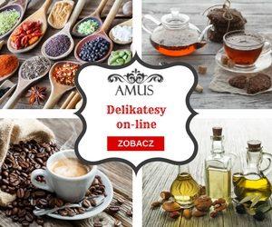 ziarnista kawa smakowa w wiele smaków Amus.pl